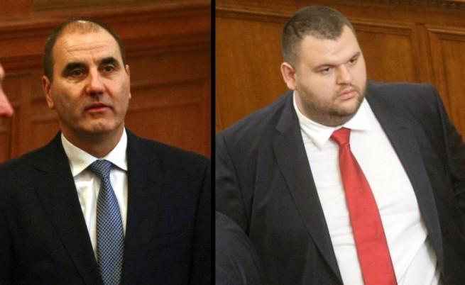 Журналисти: В спора между Пеевски и Цветанов е пълно с признания за престъпления