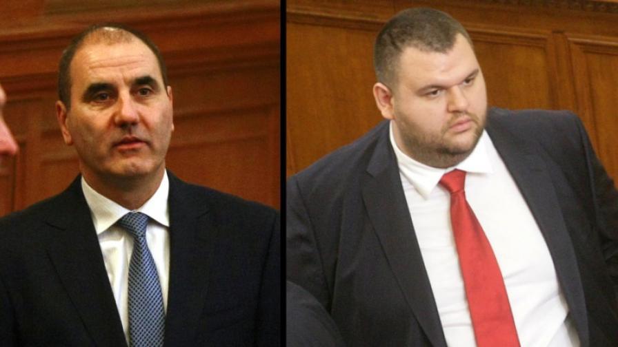 Цветанов поиска от МВР справка за посещенията на Пеевски