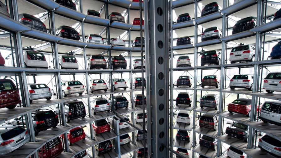 Европа готви стандарт за леки автомобили в безжична мрежа