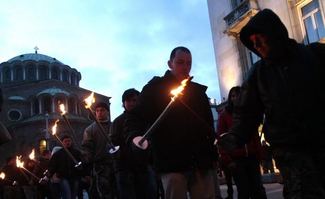 Нарушители от Пловдив на Луковмарш в София