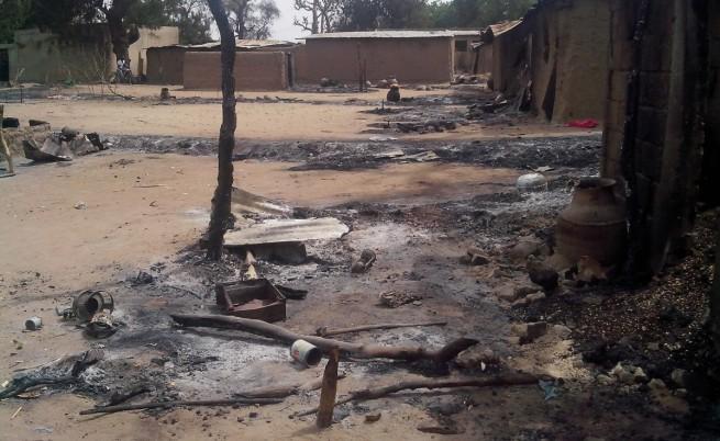 """""""Боко Харам"""" изби над 100 души в село в Нигерия"""