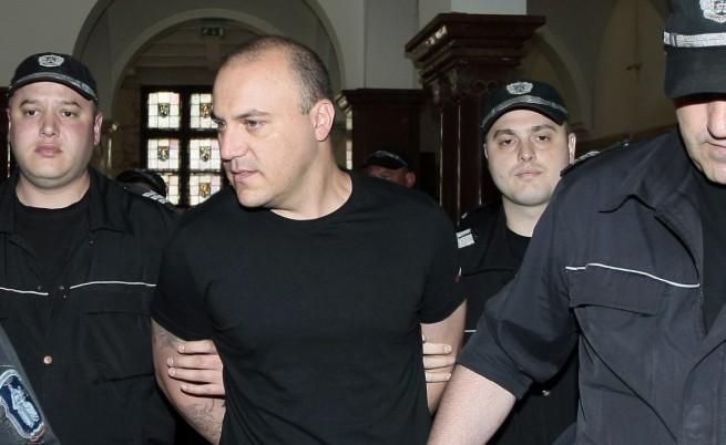 15 години затвор за банковия обирджия от Сливен