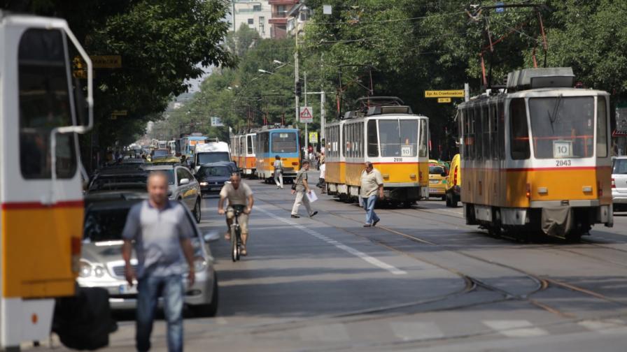 Кои са гратисчиите в транспорта в София