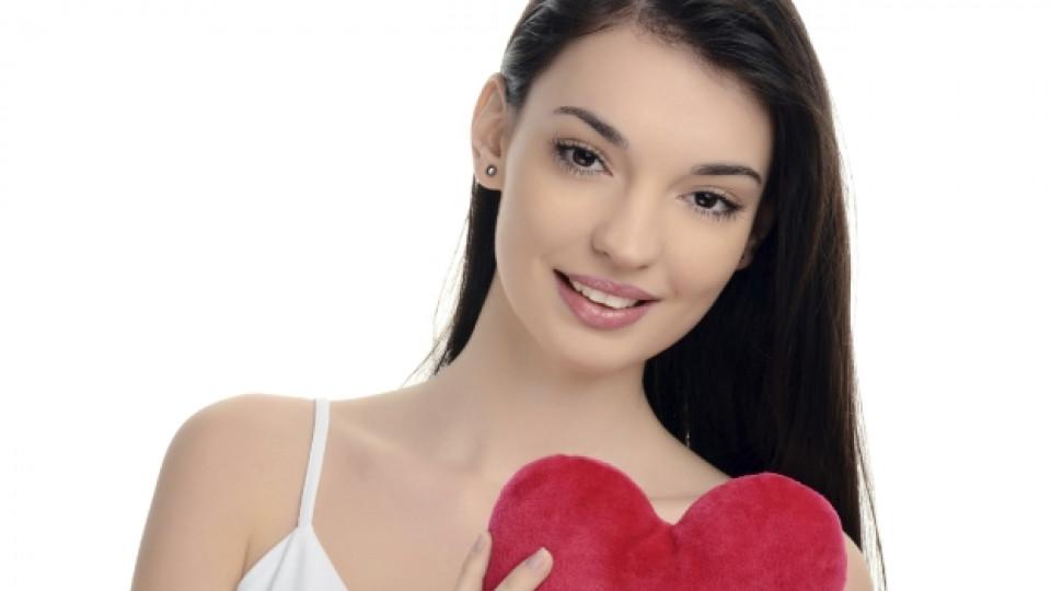 Любовта наистина разкрасява жените