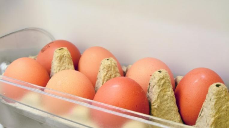 хладилник яйца годност съхранение температура как да обработка