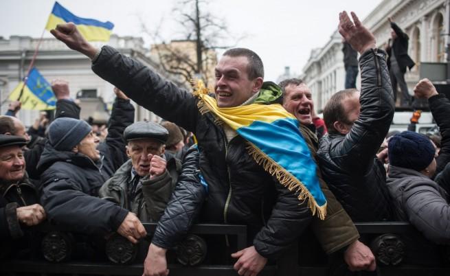Масови оставки в украински областни администрации