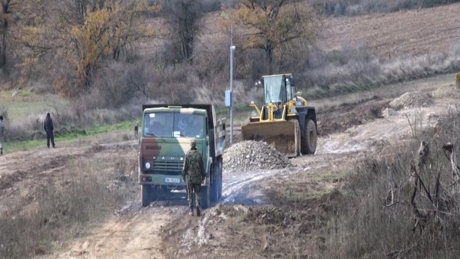 ГЕРБ внесе сигнал в прокуратурата за оградата по границата