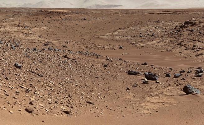 Пътуването до Марс било грях