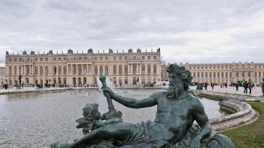 Картина от XIX в. е изчезнала от Версайския дворец