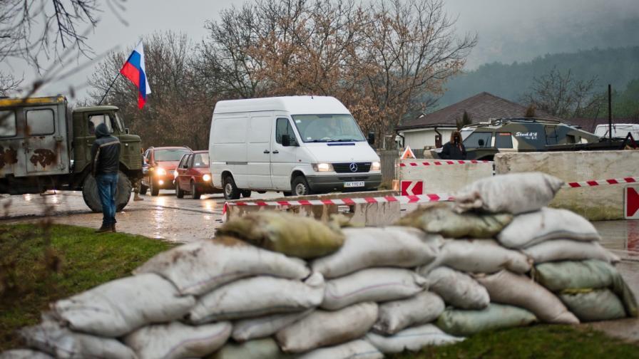 Паника в Крим, ще има референдум за независимост
