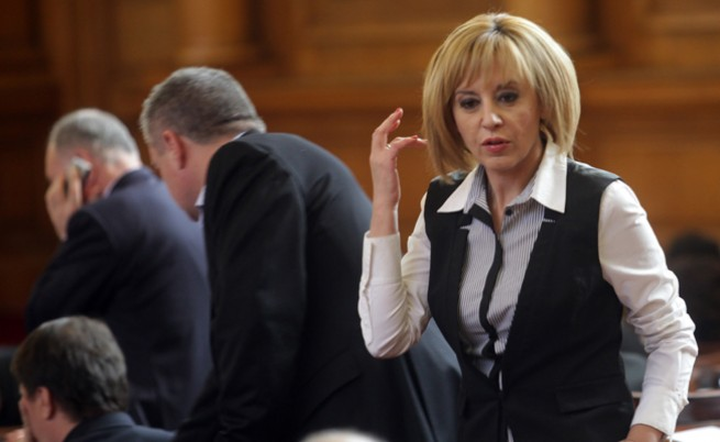 Манолова: Плевнелиев брутално наруши закона