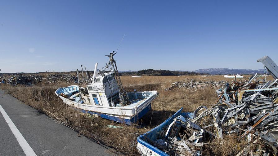 Нов метод може да предвижда земетресения и цунамита