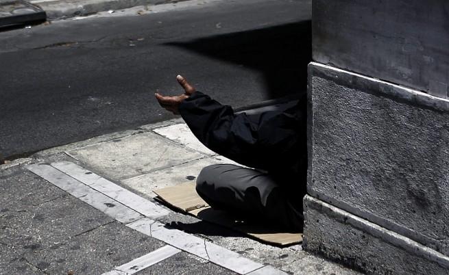 23,1% от гърците живеят под прага на бедността