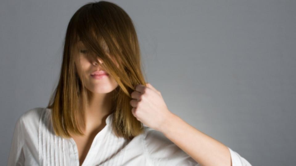 Бързи решения за непослушна коса