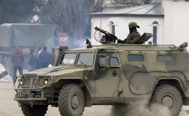 Украински военен: Навлизането в Крим е планирано отдавна