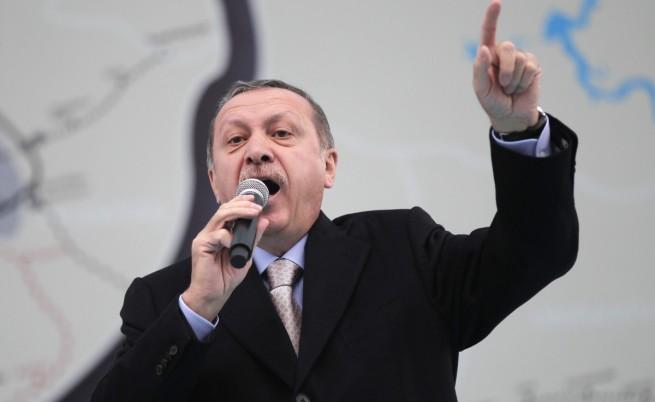Ердоган обяви протестите след смъртта на момче за