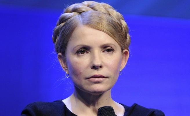 Тимошенко: Украйна бързо ще си върне Крим