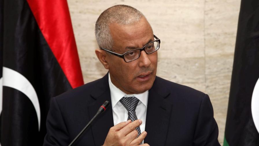 В Либия свалиха премиера и го дадоха на съд