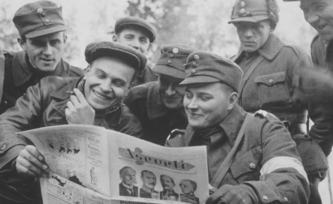 Случаят на финландските евреи-съюзници на Хитлер
