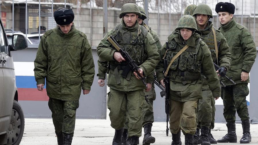 Започнаха мащабни военни маневри в Южна Русия