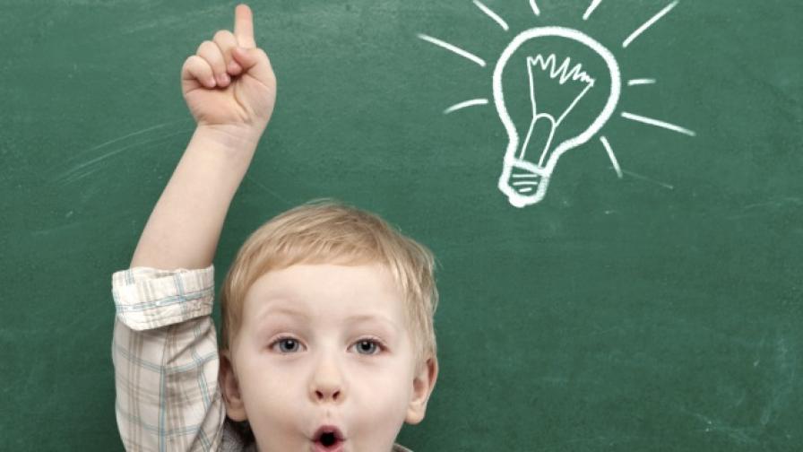 Момче на 4 години попадна в елитен клуб на гениите