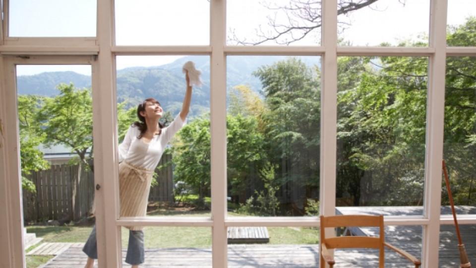 Домашни средства за идеално чисти прозорци