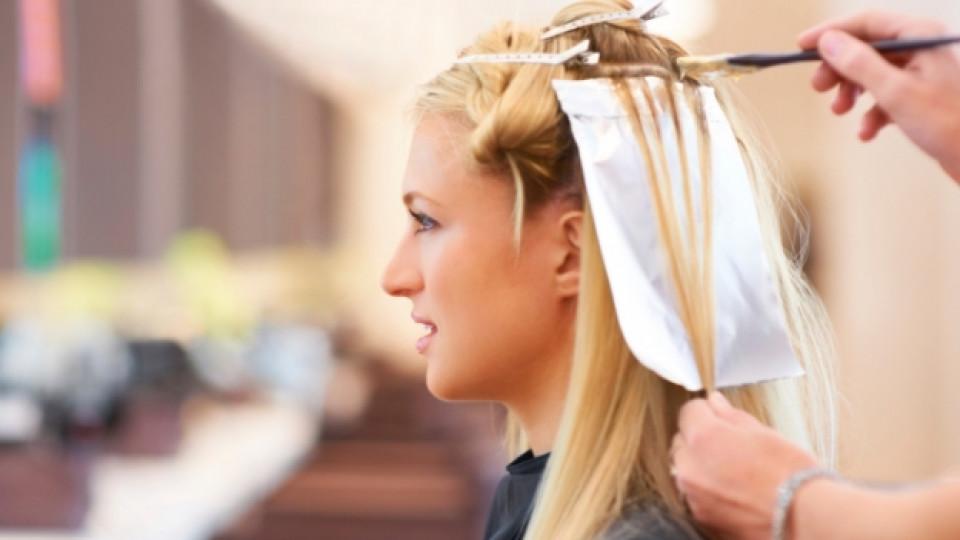 Съвети за поддържане на боядисана коса