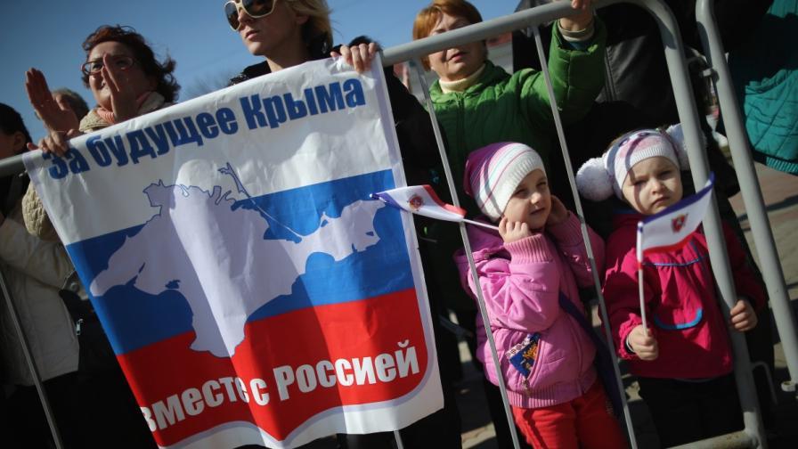 САЩ никога няма да признаят референдума в Крим