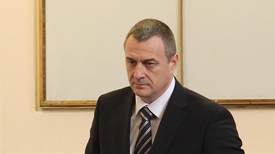 Найденов и Йовчев: Оставка на кабинета до утре