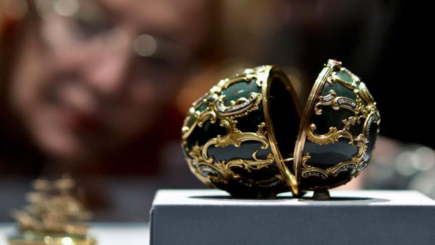 <p>Императорските яйца &ndash; перлата в короната на <strong>Фаберже</strong></p>