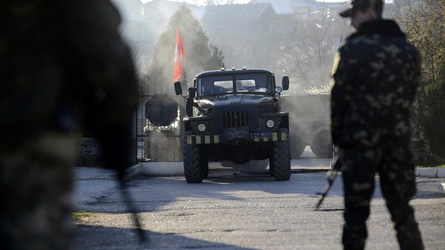 Парубий: Руските войски са готови да атакуват Украйна