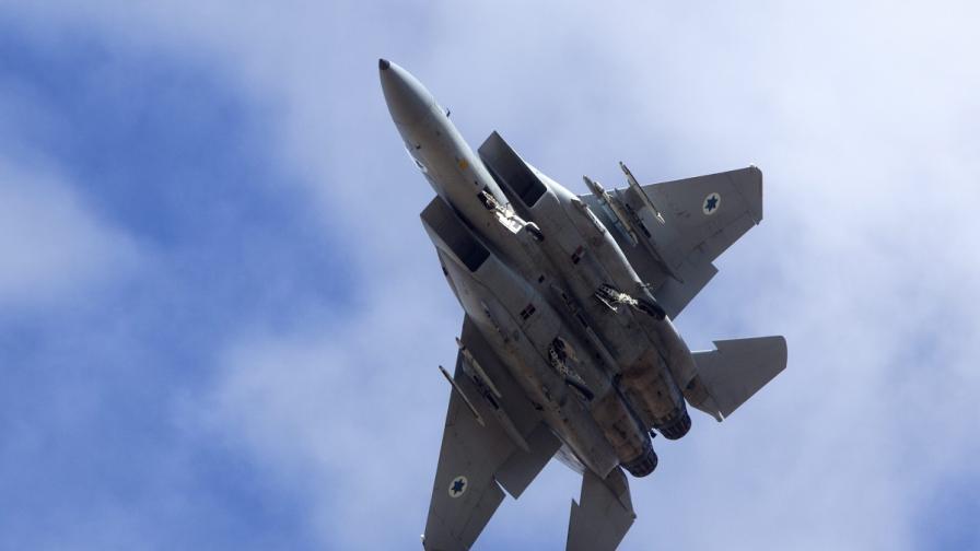 Египетски военен самолет се разби край Кайро