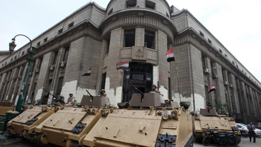 """Осъдиха на смърт 529 поддръжници на """"Мюсюлмански братя"""" в Египет"""