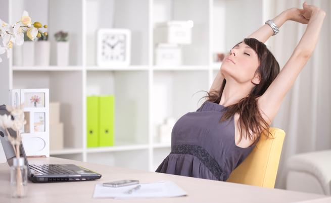 Ето защо жените не трябва да работят много