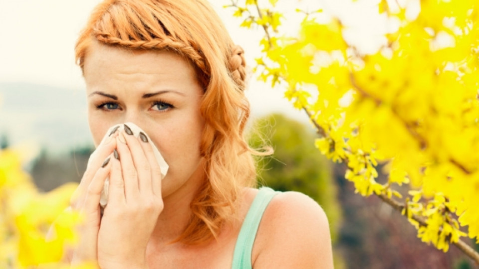 Най-странните алергии