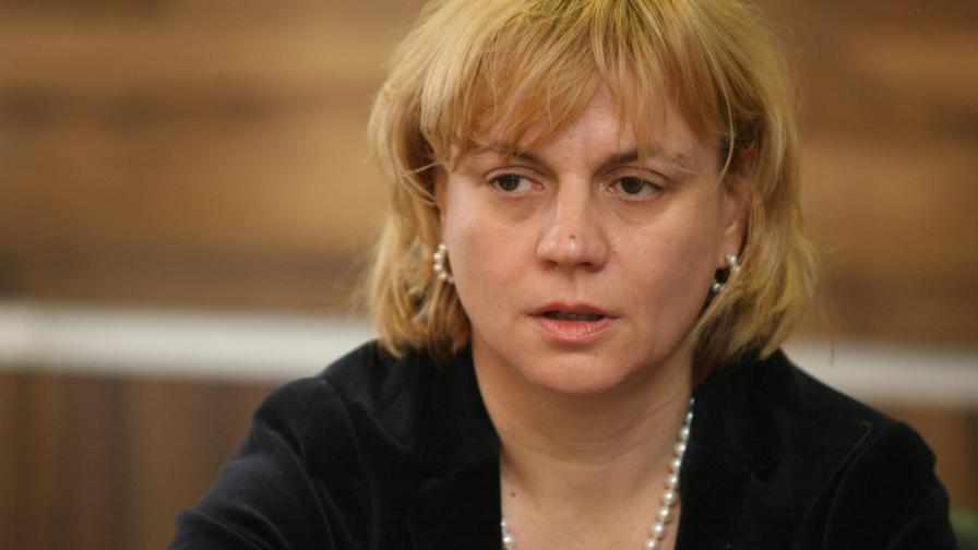 Министър Десислава Терзиева ще отговаря за изборите