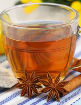 Чаят от анасон спомага за отделянето на бронхиални секрети и отпушва носа
