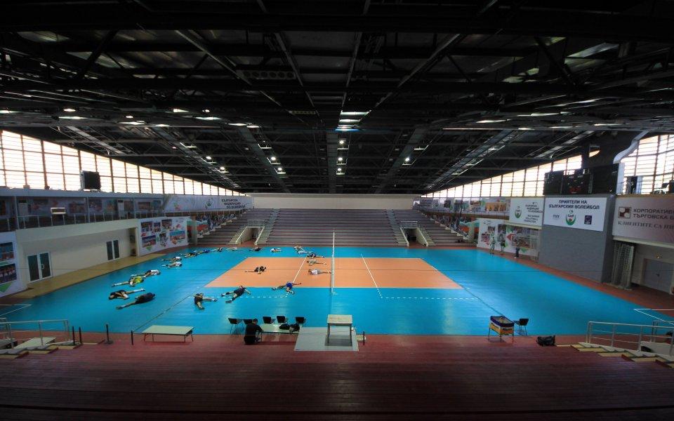 Волейболният тим Левски БООЛ стартира подготовка за новия сезон