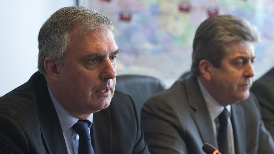 И АБВ обяви листата си за евроизборите