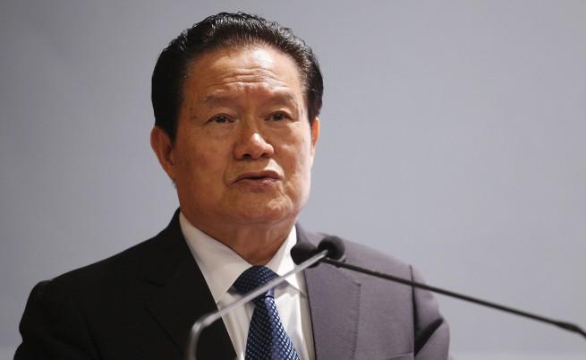 Китай: Иззеха $14,5 млрд. от бивш министър и негови близки