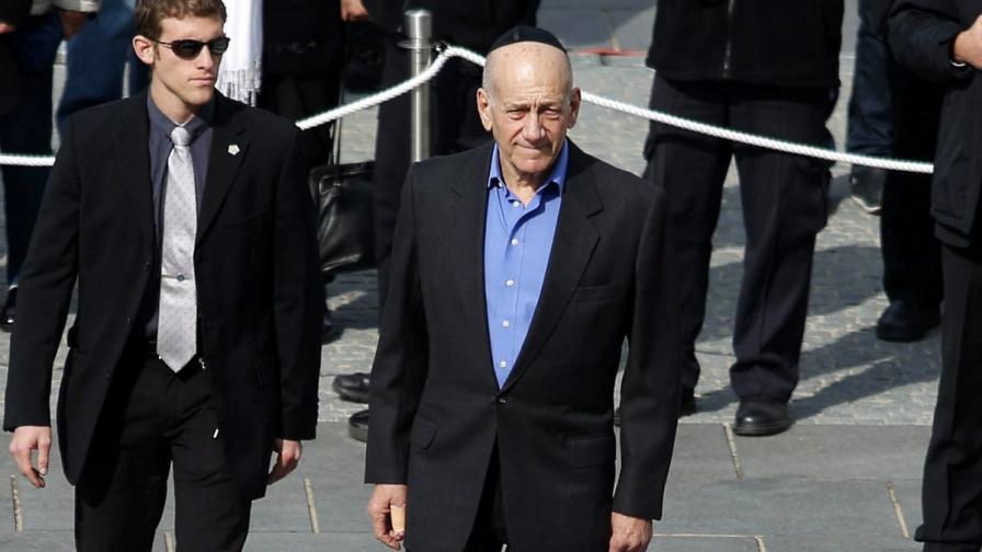 Признаха бившия израелски премиер Ехуд Олмерт за виновен в корупция