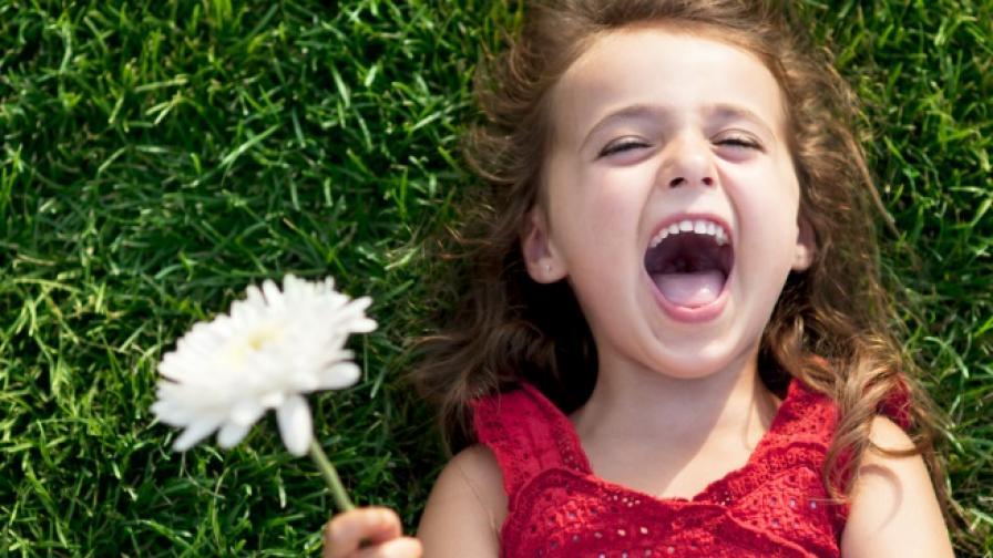 Усмихнете се! Днес е празникът на усмивката