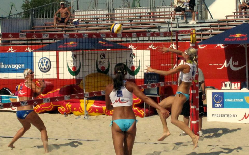 Плажен волейбол – Варна 2010