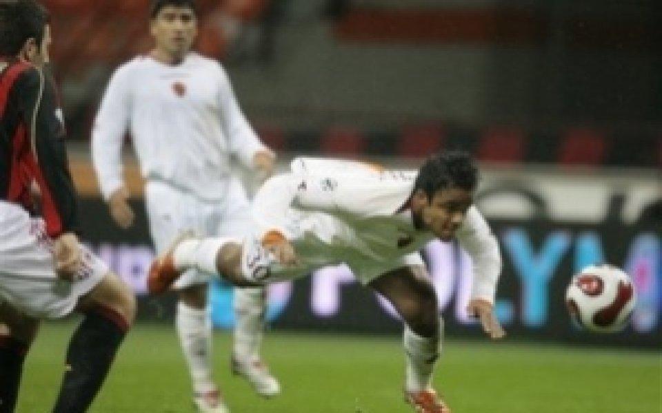 Милан - Рома 2:2 във футболен спектакъл