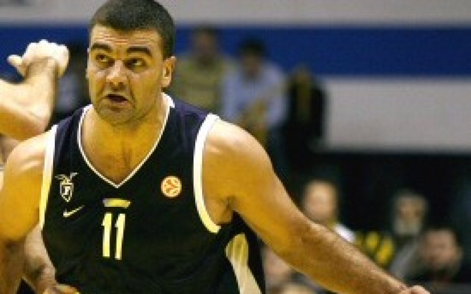 Васко Евтимов - най-полезен играч в Евролигата