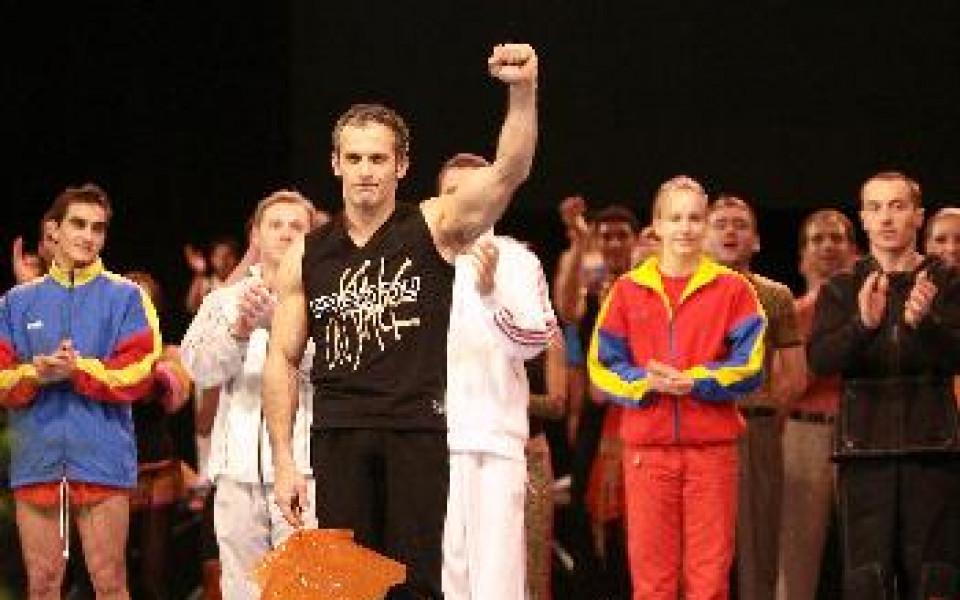 Йордан Йовчев възхити Зала 1 и България