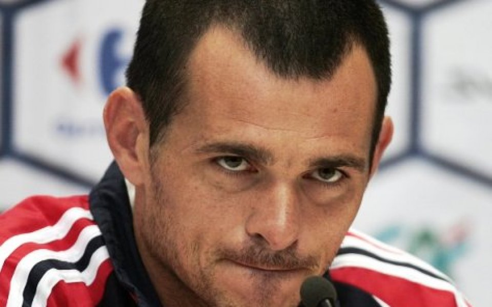 Тежка контузия застрашава сезона на Вили Саньол