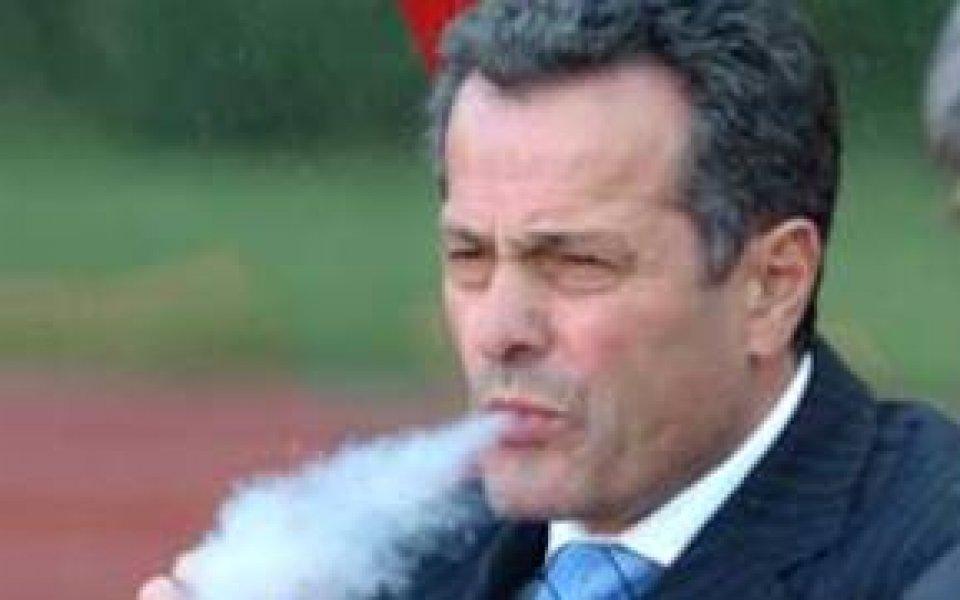 Спортният директор на Партизан подаде оставка