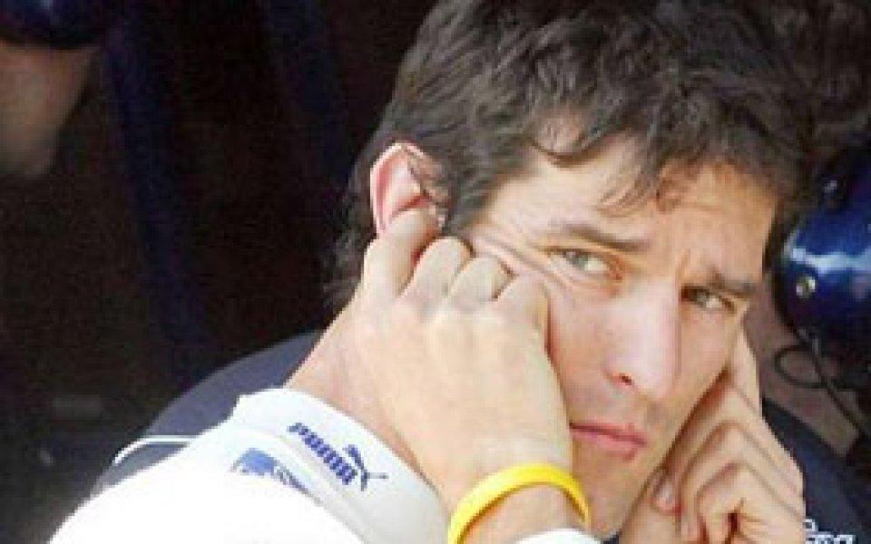 Марк Уебър: Титлата отново ще се реши между Макларън и Ферари