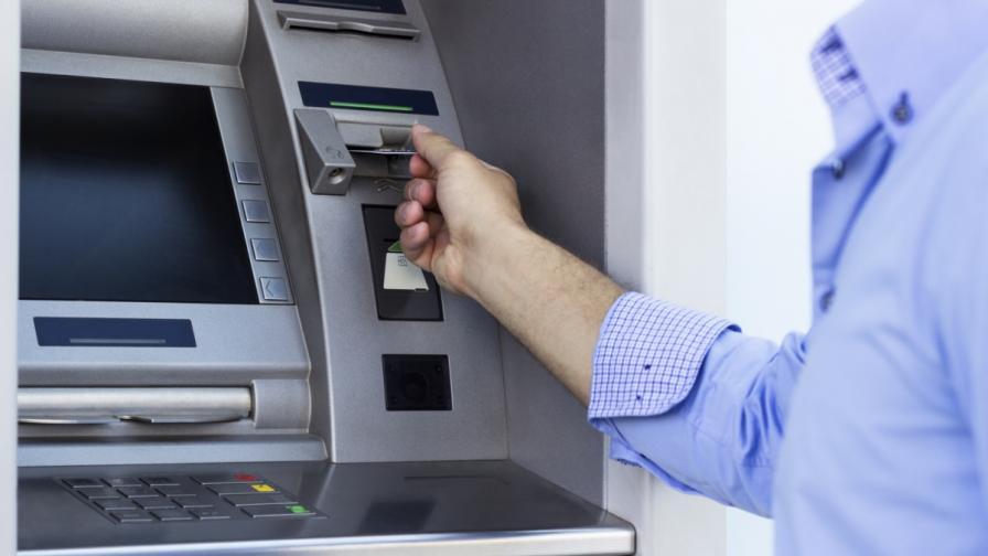 """""""Борика"""": Въведен наобратно ПИН в банкомат не праща сигнал в МВР"""